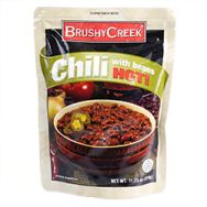 Brushy Creek Hot Chili w/ Beans