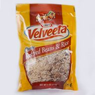 Velveeta Cheesy Refried Beans & Rice
