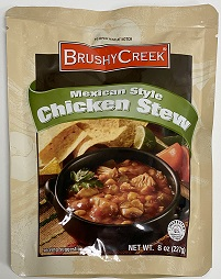 BRUSHY CREEK CHICKEN STEW MEXICAN STYLE