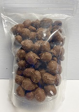 Chocolate Peanuts 8 oz