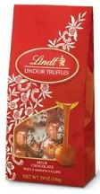 Lindt Lindor Truffles Milk Chocolate 10.2 oz