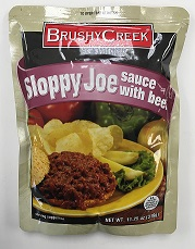 Brushy Creek Sloppy Joe