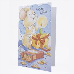 Birthday Card Child