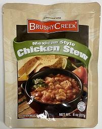BRUSHY CREEK CHICKEN STEW MEXICAN STYLE
