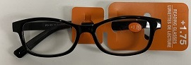 READING EYE GLASSES 1.75