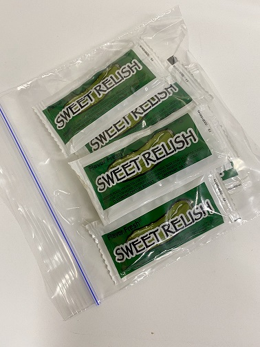 Sweet Relish 5 Pack